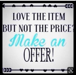 Make Me An Offer I Can't Refuse 😁